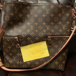 Brand New Never Used Louis Vuitton Melie.